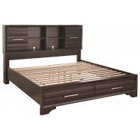 Andriel King Storage Bed
