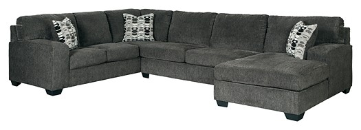 Ballinasloe - 3-Piece Sectional with Chaise