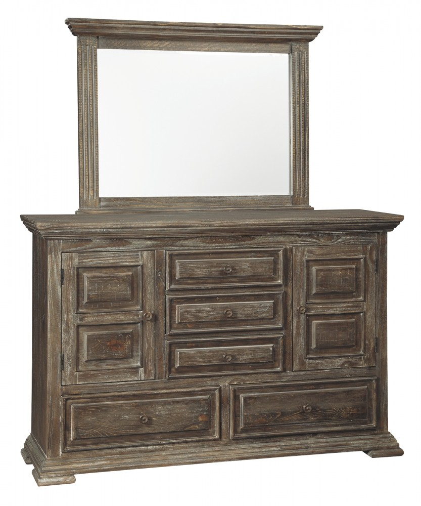 Wyndahl - Dresser and Mirror