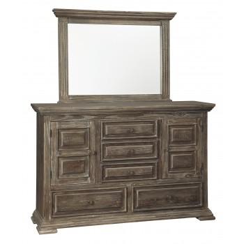 Wyndahl - Dresser and Mirror