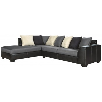 Jacurso - Jacurso 2-Piece Sectional with Chaise