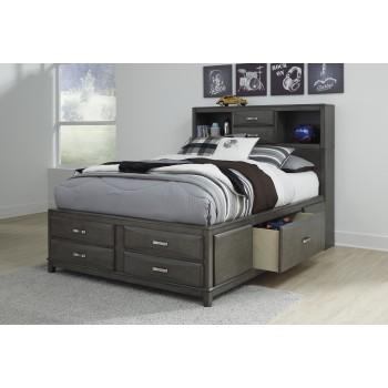 Caitbrook - Caitbrook Full Storage Bed