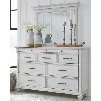 Kanwyn - Dresser and Mirror