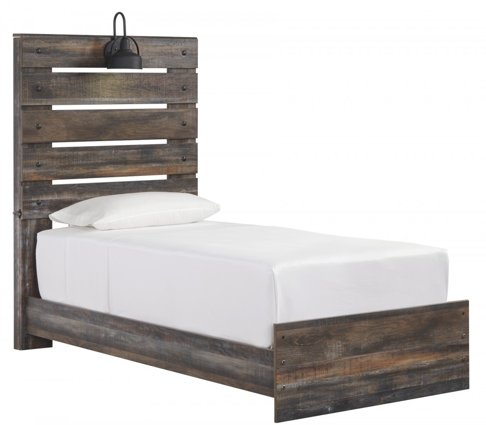 Drystan - Twin Panel Bed