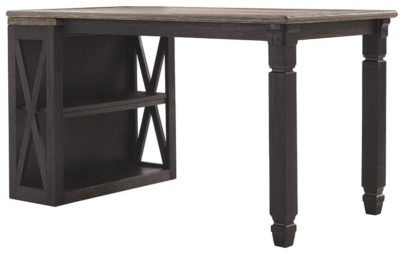 Tyler Creek 2-Piece Bookcase Desk