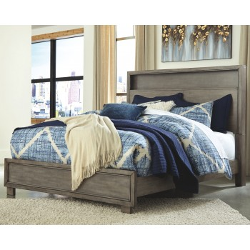 Arnett - King Bookcase Bed