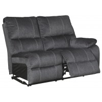 Urbino Urbino 3 Piece Reclining Sectional With Power