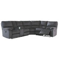 Urbino - 3-Piece Power Reclining Sectional