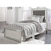 Lonnix - Lonnix Twin Panel Bed