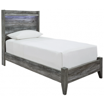 Baystorm - Twin Panel Bed