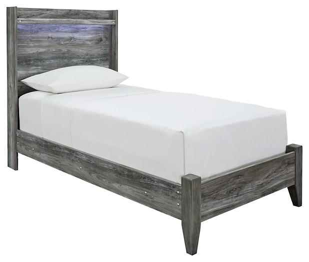 Baystorm - Baystorm Twin Panel Bed