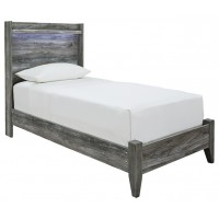 Baystorm - Baystorm Twin Panel Bed