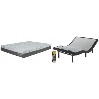 Palisades - Queen Mattress and Adjustable Base