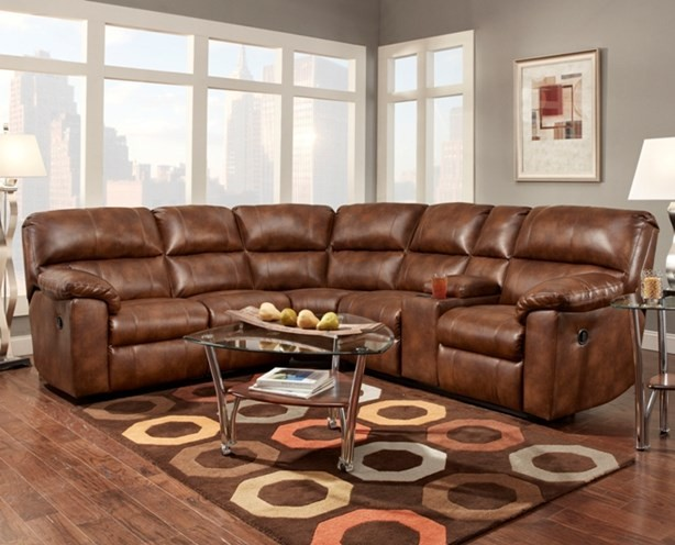 Wyoming Saddle Sectional