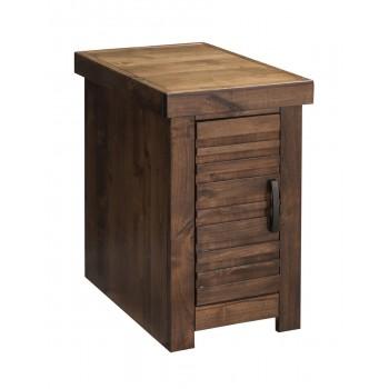 Sausalito SL4520 WKY Chairside Table