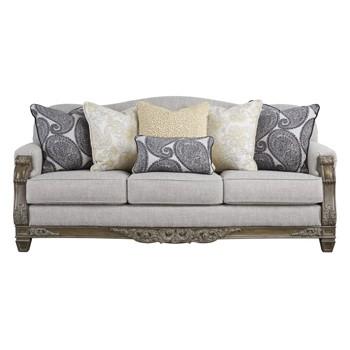 Sylewood - Slate - Sofa