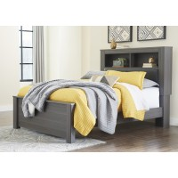 Foxvale King Panel Bed