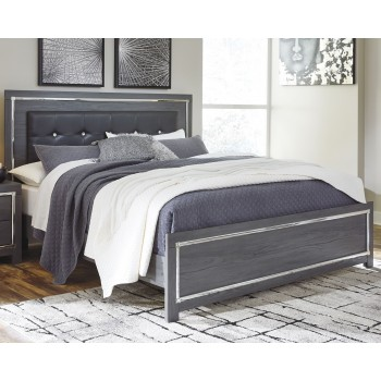 Lodanna - Lodanna King Panel Bed