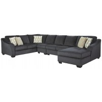 Eltmann - 4-Piece Sectional with Chaise