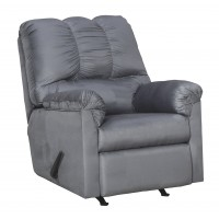 Darcy - Steel - Recliner