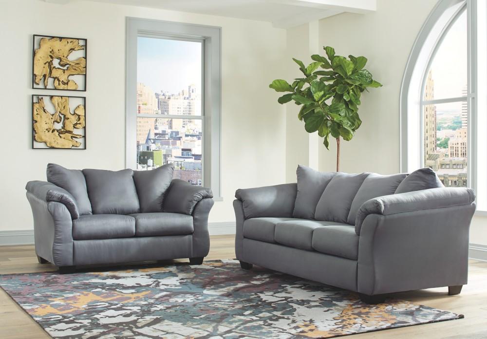 Darcy Steel Sofa 7500938 Sofas American Home