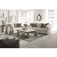 Soletren - Stone - Sofa & Loveseat