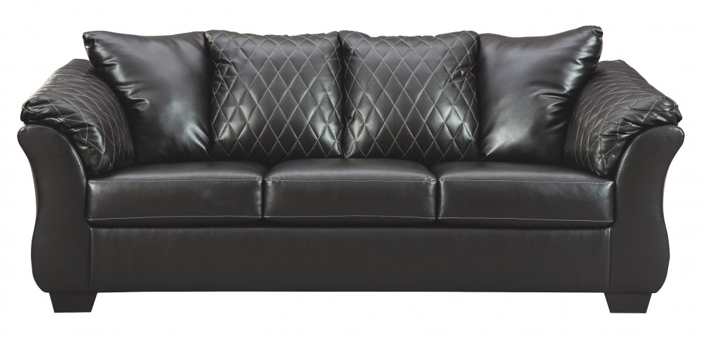 Betrillo - Black - Sofa