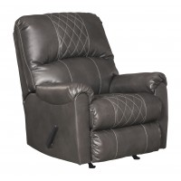 Betrillo - Gray - Rocker Recliner
