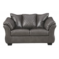 Betrillo - Gray - Loveseat