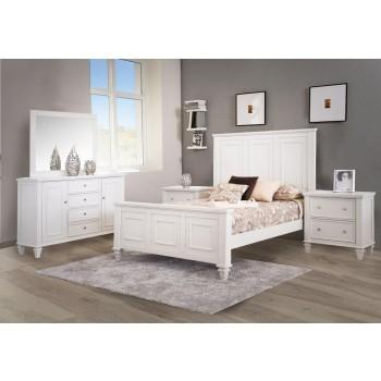 Ainsley White 4-Piece Bedroom Set