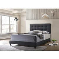 MAPES UPHOLSTERED BED - Queen Bed