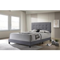 MAPES UPHOLSTERED BED - E King Bed