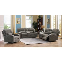 DUNDEE MOTION COLLECTION - Power2 Loveseat