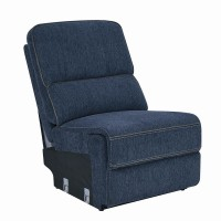 DUNDEE MOTION COLLECTION - Armless Power2 Recliner