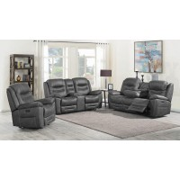 HEMER MOTION COLLECTION - Power2 Loveseat