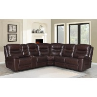 DESTIN MOTION COLLECTION - 6 Pc Power2 Sectional