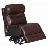 DESTIN MOTION COLLECTION - Armless Power2 Recliner