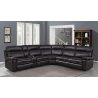 ALBANY MOTION COLLECTION - 6 Pc Power2 Sectional