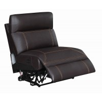 ALBANY MOTION COLLECTION - Armless Power2 Recliner