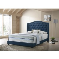 SONOMA UPHOLSTERED BED - Queen Bed