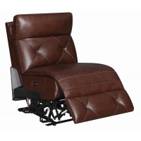 CHESTER MOTION COLLECTION - Armless Power2 Recliner
