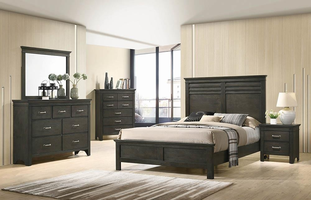 NEWBERRY COLLECTION - Full Bed