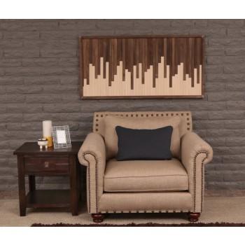 Hanson Beige Chair (6039)