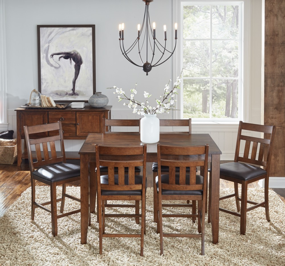 Mason Counter Height 5PC Dinette