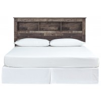 Derekson King/California King Bookcase Headboard
