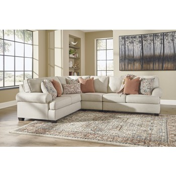 Amici Left-Arm Facing Sofa with Corner Wedge