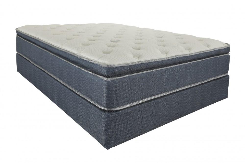 Jefferson Pillow Top Queen Mattress