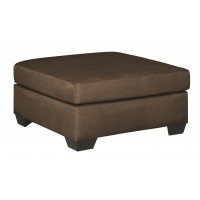 Darcy - Cafe - Oversized Accent Ottoman