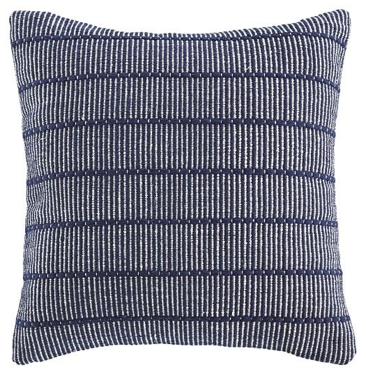 Rabia - Navy - Pillow