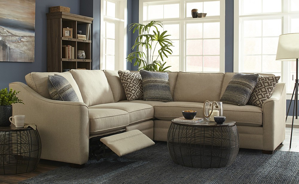 At Ease Sectional | Living Room | Plantation Furniture